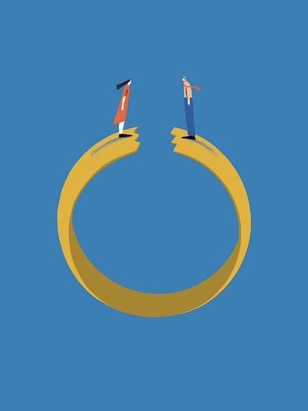 Online Psikolog | Online Terapi Boşanma Öncesi Dönem ve Boşanma Süreci