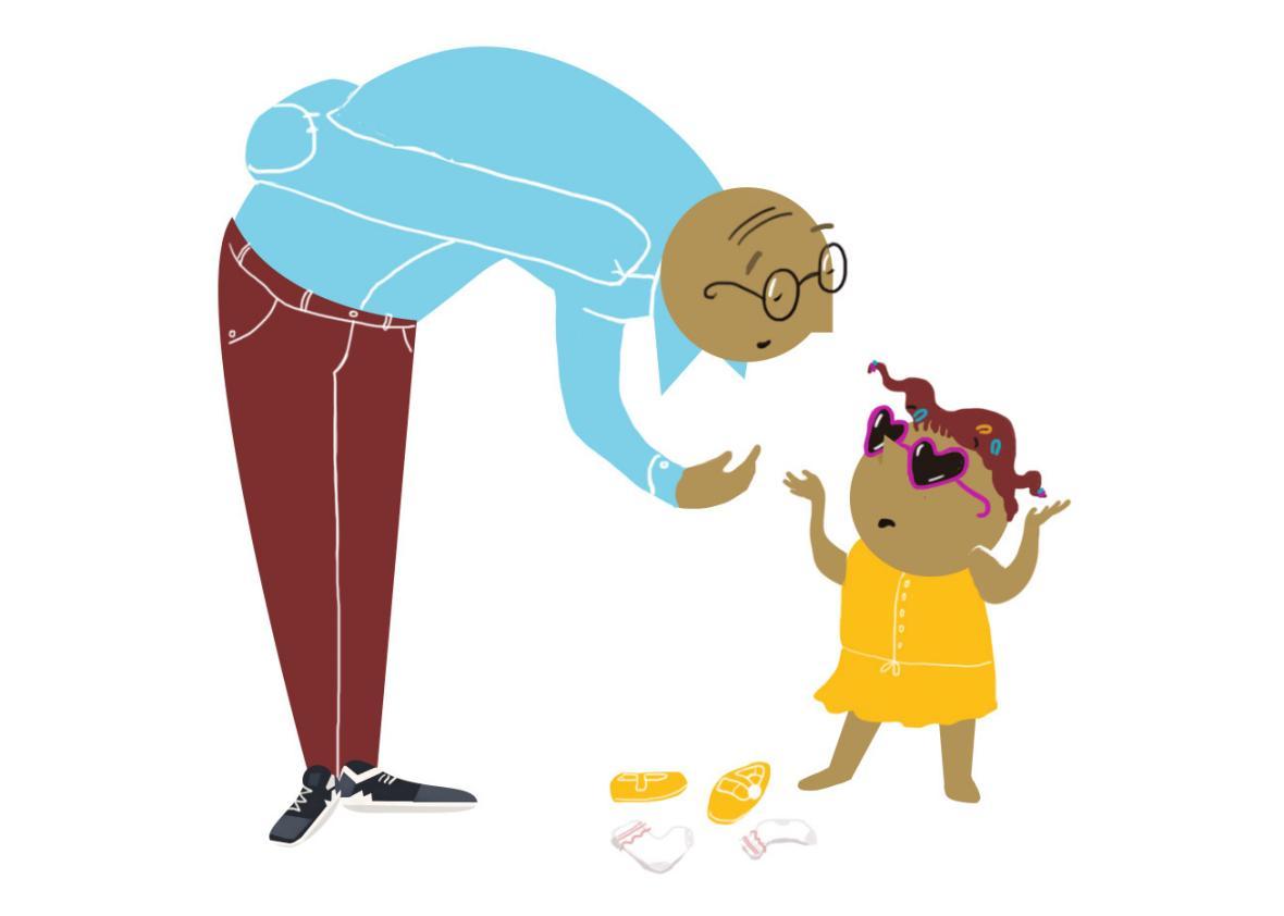 Çocuğunuza karşı sabırlı mısınız?