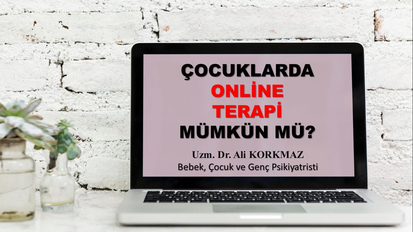 Çocuk ve Gençlerde Online Terapi Mümkün mü?